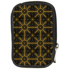 Seamless Symmetry Pattern Compact Camera Cases