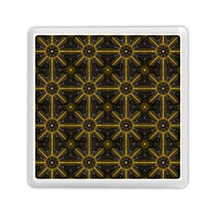 Seamless Symmetry Pattern Memory Card Reader (square)