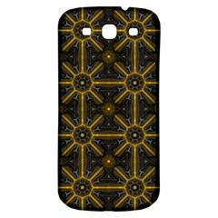 Seamless Symmetry Pattern Samsung Galaxy S3 S Iii Classic Hardshell Back Case