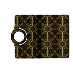 Seamless Symmetry Pattern Kindle Fire HD (2013) Flip 360 Case