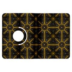 Seamless Symmetry Pattern Kindle Fire HDX Flip 360 Case