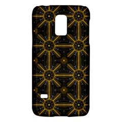 Seamless Symmetry Pattern Galaxy S5 Mini