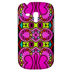 Love Hearths Colourful Abstract Background Design Galaxy S3 Mini