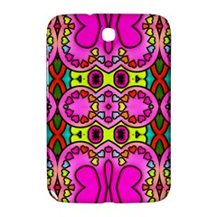 Love Hearths Colourful Abstract Background Design Samsung Galaxy Note 8 0 N5100 Hardshell Case