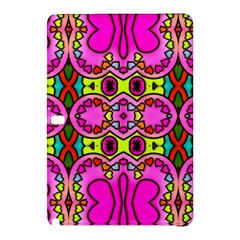 Love Hearths Colourful Abstract Background Design Samsung Galaxy Tab Pro 10.1 Hardshell Case