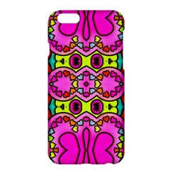 Love Hearths Colourful Abstract Background Design Apple iPhone 6 Plus/6S Plus Hardshell Case