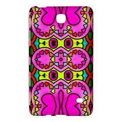 Love Hearths Colourful Abstract Background Design Samsung Galaxy Tab 4 (8 ) Hardshell Case