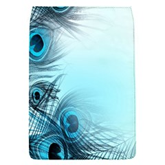 Feathery Background Flap Covers (s)