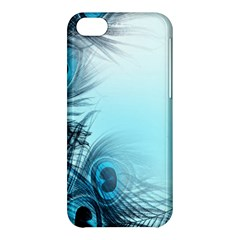 Feathery Background Apple iPhone 5C Hardshell Case