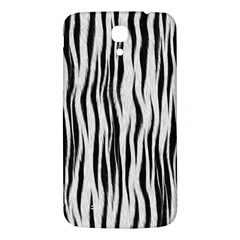 Black White Seamless Fur Pattern Samsung Galaxy Mega I9200 Hardshell Back Case