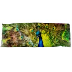 Peacock Digital Painting Body Pillow Case Dakimakura (two Sides)
