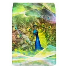 Peacock Digital Painting Flap Covers (s)