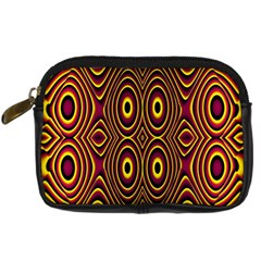Vibrant Pattern Digital Camera Cases