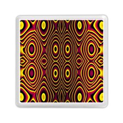Vibrant Pattern Memory Card Reader (square)