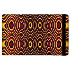 Vibrant Pattern Apple iPad 2 Flip Case