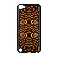 Vibrant Pattern Apple iPod Touch 5 Case (Black)
