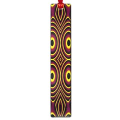 Vibrant Pattern Large Book Marks