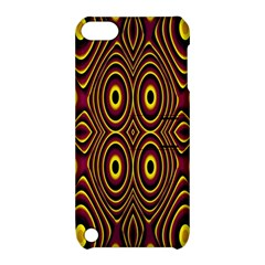 Vibrant Pattern Apple iPod Touch 5 Hardshell Case with Stand
