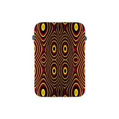 Vibrant Pattern Apple iPad Mini Protective Soft Cases