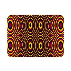 Vibrant Pattern Double Sided Flano Blanket (Mini)