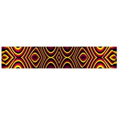 Vibrant Pattern Flano Scarf (large)