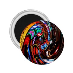 Abstract Chinese Inspired Background 2.25  Magnets