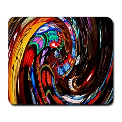 Abstract Chinese Inspired Background Large Mousepads