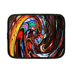 Abstract Chinese Inspired Background Netbook Case (small)
