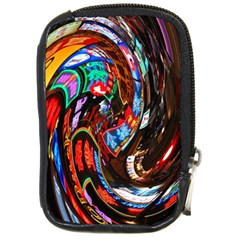 Abstract Chinese Inspired Background Compact Camera Cases