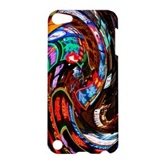 Abstract Chinese Inspired Background Apple iPod Touch 5 Hardshell Case