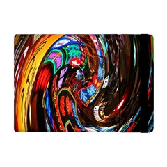 Abstract Chinese Inspired Background Apple iPad Mini Flip Case