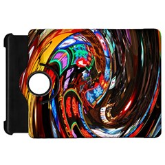 Abstract Chinese Inspired Background Kindle Fire HD 7