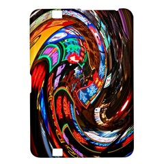 Abstract Chinese Inspired Background Kindle Fire HD 8.9