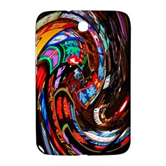 Abstract Chinese Inspired Background Samsung Galaxy Note 8.0 N5100 Hardshell Case