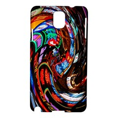 Abstract Chinese Inspired Background Samsung Galaxy Note 3 N9005 Hardshell Case