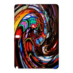 Abstract Chinese Inspired Background Samsung Galaxy Tab Pro 12.2 Hardshell Case