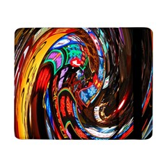 Abstract Chinese Inspired Background Samsung Galaxy Tab Pro 8.4  Flip Case