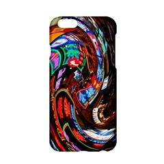 Abstract Chinese Inspired Background Apple iPhone 6/6S Hardshell Case