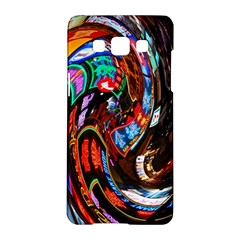 Abstract Chinese Inspired Background Samsung Galaxy A5 Hardshell Case