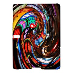 Abstract Chinese Inspired Background Samsung Galaxy Tab S (10.5 ) Hardshell Case