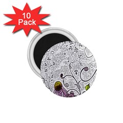 Abstract Pattern 1 75  Magnets (10 Pack)