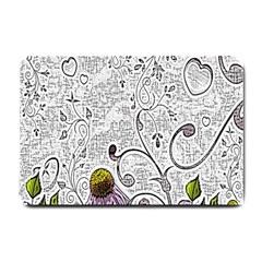 Abstract Pattern Small Doormat