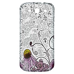 Abstract Pattern Samsung Galaxy S3 S III Classic Hardshell Back Case