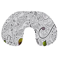 Abstract Pattern Travel Neck Pillows