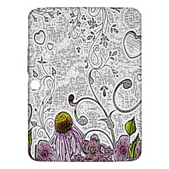 Abstract Pattern Samsung Galaxy Tab 3 (10.1 ) P5200 Hardshell Case