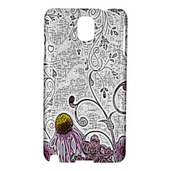 Abstract Pattern Samsung Galaxy Note 3 N9005 Hardshell Case