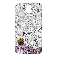 Abstract Pattern Samsung Galaxy Note 3 N9005 Hardshell Back Case