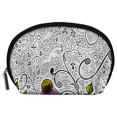 Abstract Pattern Accessory Pouches (Large)