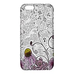 Abstract Pattern iPhone 6/6S TPU Case