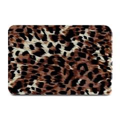 Background Fabric Animal Motifs Plate Mats